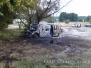 07.07.2014 - Pożar samochodu Swornegacie