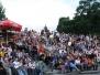 26.07.2005 - Zabezbieczanie imprezy masowej XI Międzynarodowy Festiwal Folkloru - inaguracja