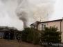 13.12.2013 - Pożar garażu w Charzykowach