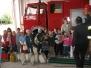 08.06.2006 - Wizyta najmłodszych w naszej jednostce