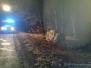 23.02.2014 - Wypadek na trasie Chojnice - Bytów