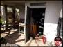 18.04.2016 Pozar piwnicy w Charzykowach