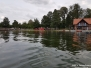30.07.2016 Plama na jeziorze Charzykowskim