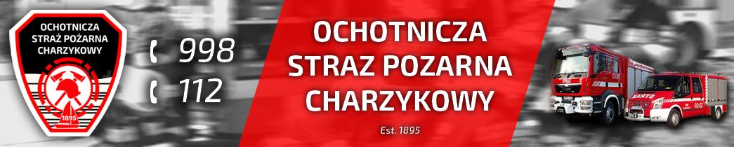 Ochotnicza Straż Pożarna w Charzykowach